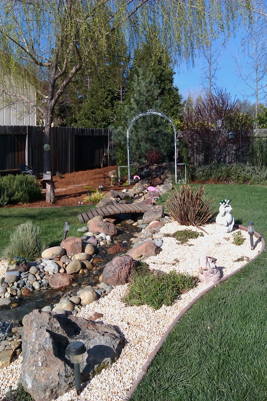 Landscape design photos from rocklin ca turiace landscaping for Landscape rock riverside ca